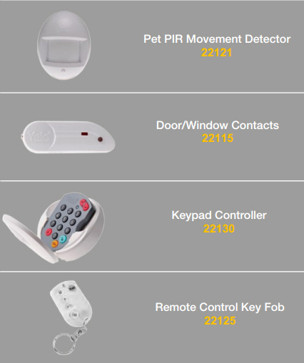 Apartment Security Systems: Apartment Alarm Systems