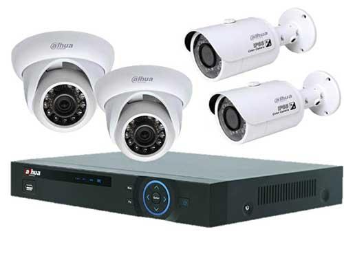dahua-CCTV-System