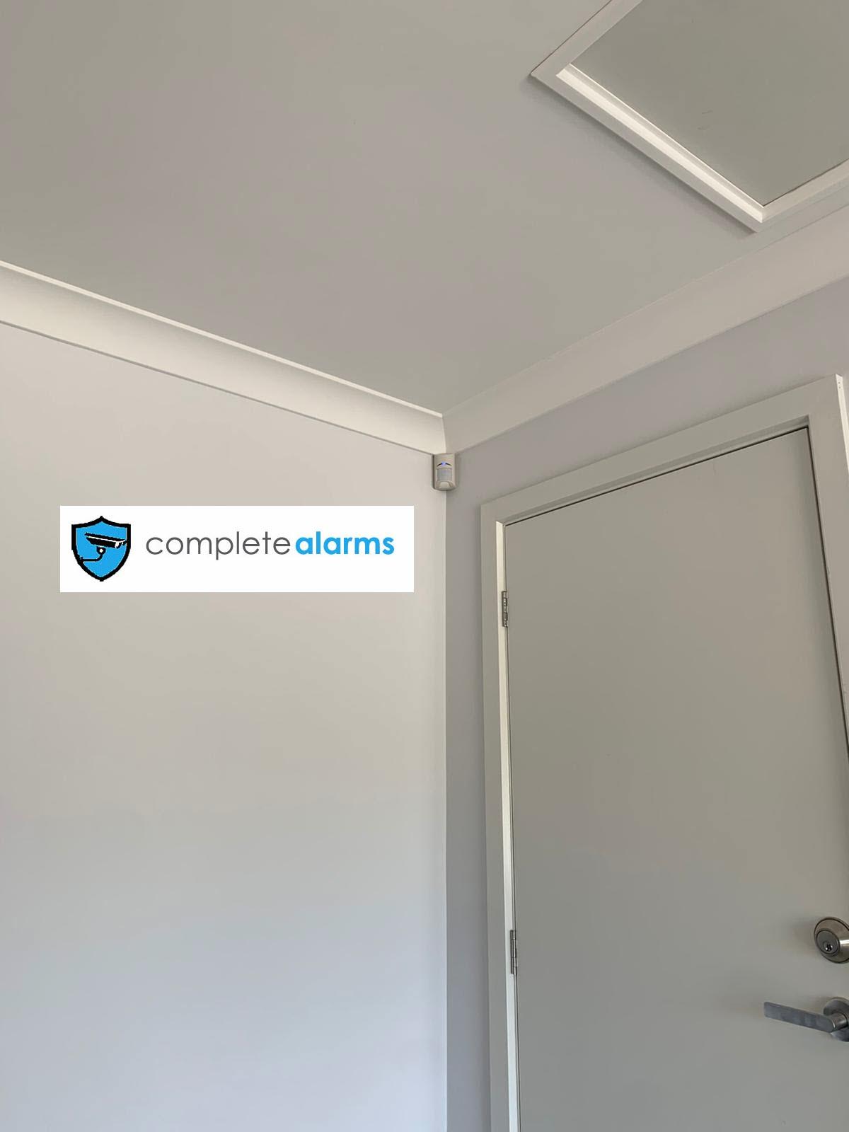 Alarm Installation Single Storey Home